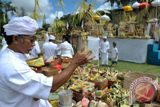 PHDI Bali keluarkan pedoman Hari Suci Nyepi