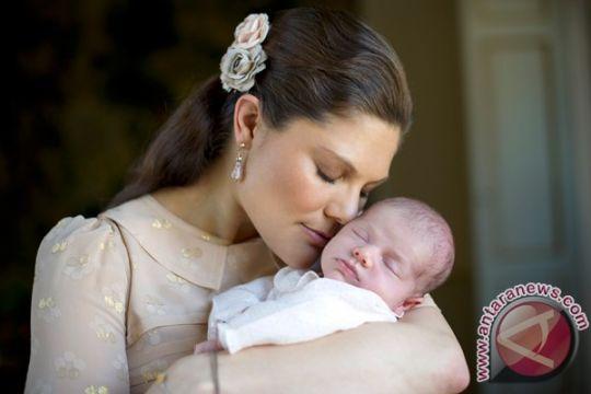 Putri Mahkota Swedia Victoria positif virus corona