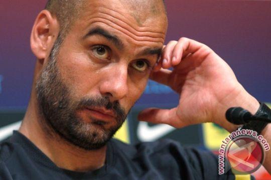 Guardiola berharap cedera Badstuber tak serius