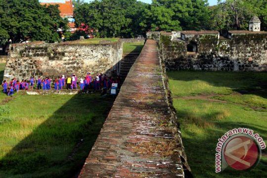 Ribuan peziarah padati objek wisata religi Banten