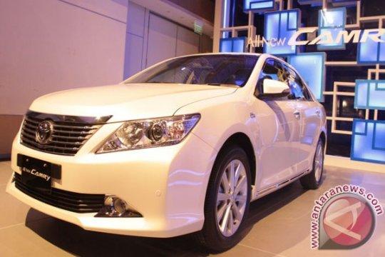 Toyota Camry terjual 1.572 unit semester pertama