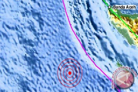 Rencana Induk Pengurangan Resiko Tsunami baru dimulai 2013