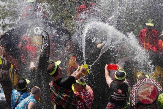 50.000 turis Thailand kunjungi Jepang saat liburan Songkran