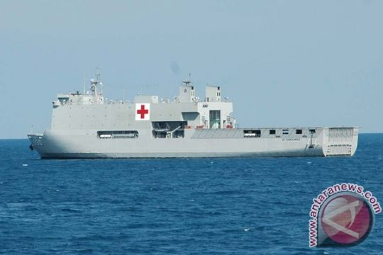 342 personel TNI misi kesehatan tiba di Pulau Lakor NTT