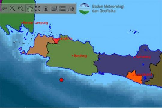 Warga Jember-Lumajang rasakan gempa Malang