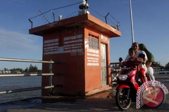BMKG kaji pemasangan sensor deteksi tsunami di Teluk Palu
