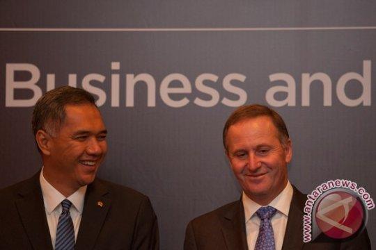 Indonesia-Selandia Baru kerja sama berbagai bidang