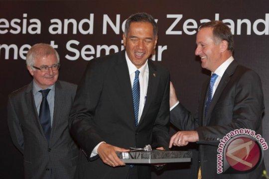 Perdagangan dengan Selandia Baru  belum maksimal