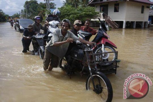 BNPB: 7.904 rumah terendam banjir di Aceh