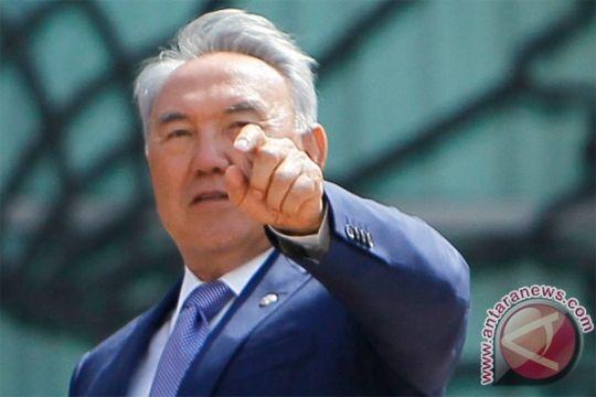 Mantan presiden Nursultan Nazarbayev jadi pasien OTG COVID-19