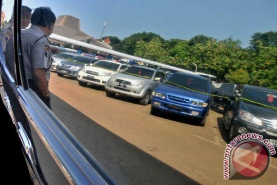 Polresta Tangerang ungkap pencurian 18 unit mobil