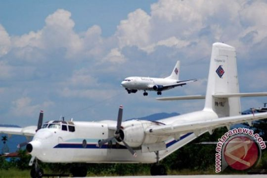 Empat pesawat Trigana siap evakuasi korban