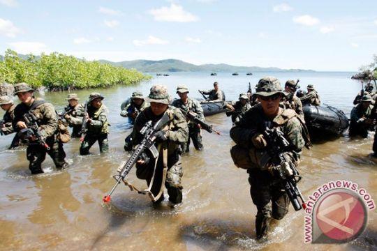 Filipina, AS berharap lanjutkan latihan militer gabungan di LCS