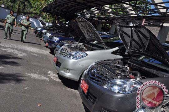 Gubernur Gorontalo tolak mobil dinas baru