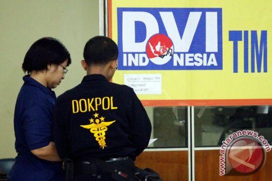 Tim DVI Polda Papua berhasil identifikasi 13 korban Trigana
