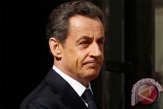 Nicolas Sarkozy diperiksa dalam kasus dana partai