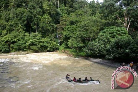 BPBD: banjir landa kawasan wisata Bukit Lawang