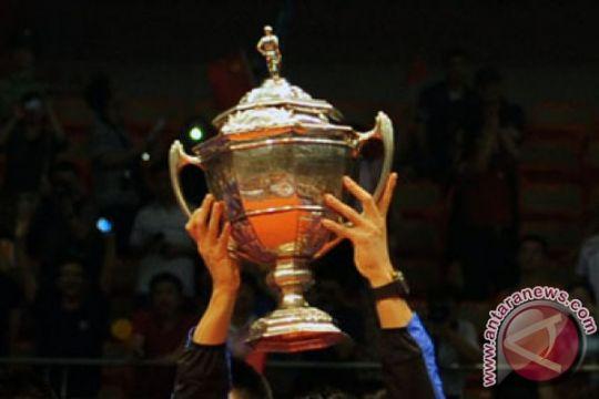 Target Indonesia di kejuaraan Piala Thomas