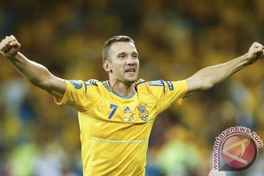Shevchenko mulai bekerja sebagai asisten pelatih Ukraina