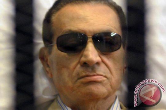 Hosni Mubarak disidangkan