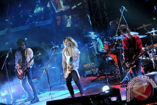 J-rocks kolaborasi dengan Kikan di Batam