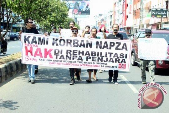 324 korban napza menjalani rehabilitasi di Kota Gorontalo