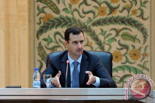 Bashar desak BRICS membantu damaikan Suriah