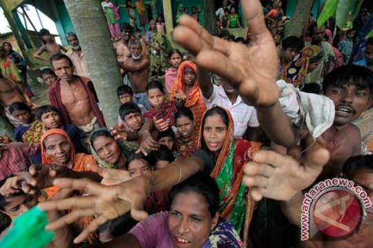 IFRC: Banjir di Bangladesh bikin 7,6 juta orang terancam