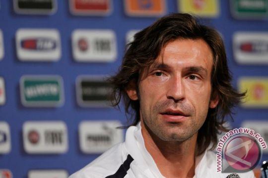 Pirlo bergabung dengan New York City FC dari Juventus