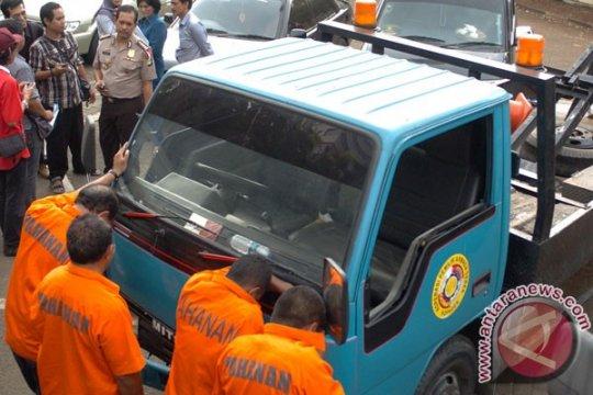 Polda Metro amankan derek liar diduga untuk pemerasan