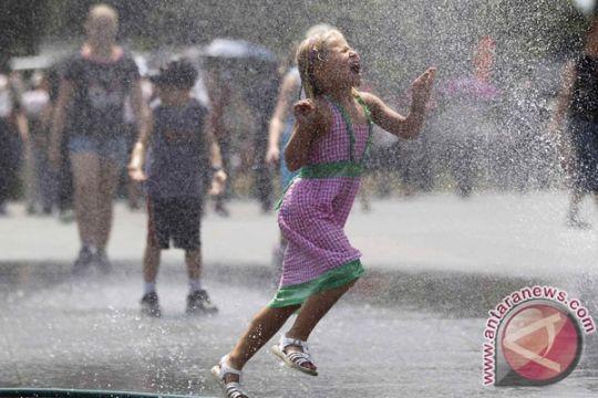 Paruh 2015 Bumi capai temperatur terpanas