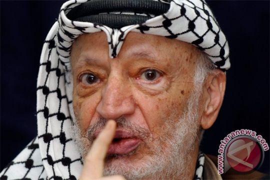 Rusia simpulkan Yasser Arafat meninggal alamiah