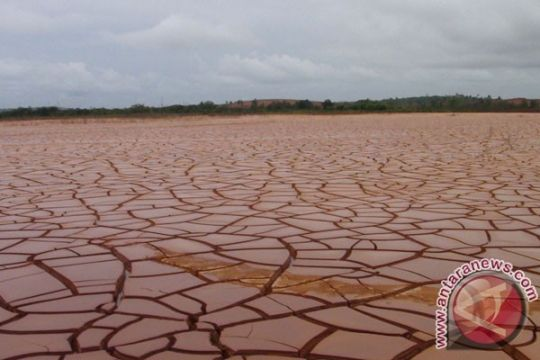 """Pemkot Tanjungpinang """"pasrah"""" hadapi krisis air"""
