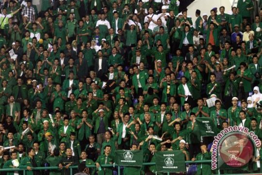 Ribuan orang hadiri Harlah GP Ansor