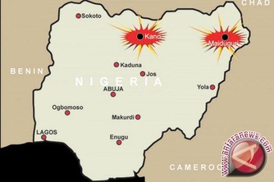30 orang tewas akibat ledakan bom jembatan di Nigeria