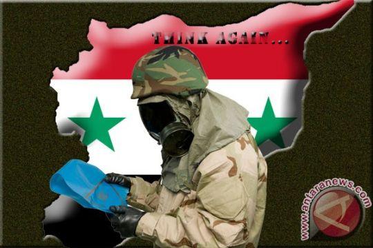Lebih dari separuh senjata kimia Suriah telah dimusnahkan