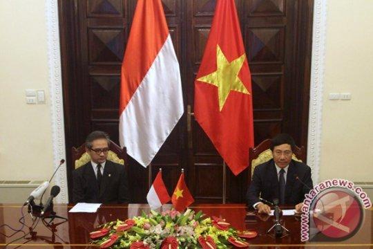 Menlu Vietnam hadiri resepsi diplomatik HUT RI