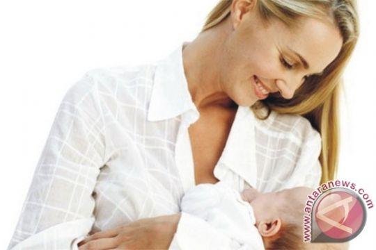 Jumlah bayi di Amerika Serikat yang diberi ASI terus bertambah
