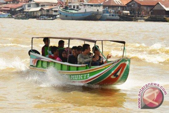 Palembang bertahap kembangkan wisata air di Sungai Musi