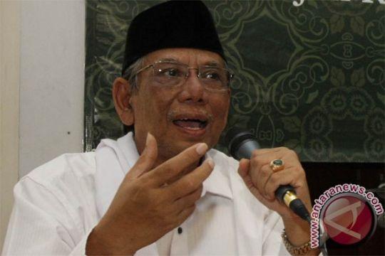 Pesan Hasyim Muzadi untuk Jokowi-JK