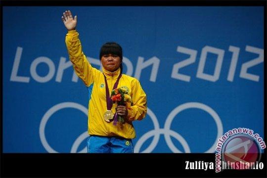 Empat juara angkat besi olimpiade asal Kazakhstan terbukti doping