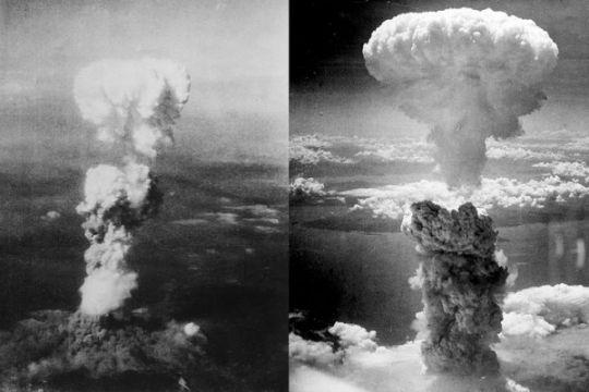 Hiroshima peringati jatuhnya bom atom