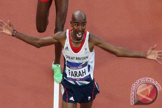 Mo Farah siap tampil di London Marathon 2019