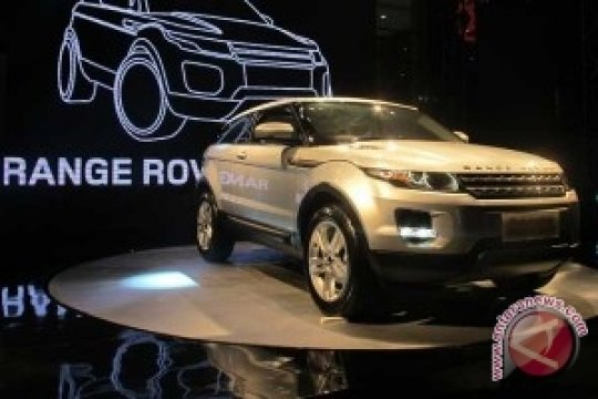 Land Rover tuntut produsen kendaraan China yang meniru Evoque
