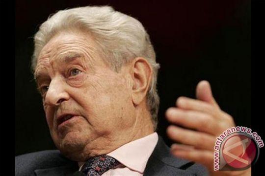 Agen federal lacak bom di rumah George Soros