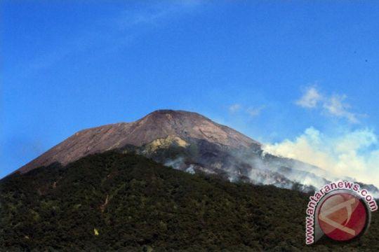 Jalur pendakian Gunung Slamet ditutup sementara