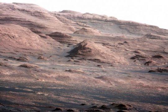 Feses astronot jadi tameng radiasi misi Mars