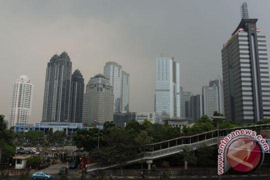 Jakarta berpotensi hujan siang hari ini