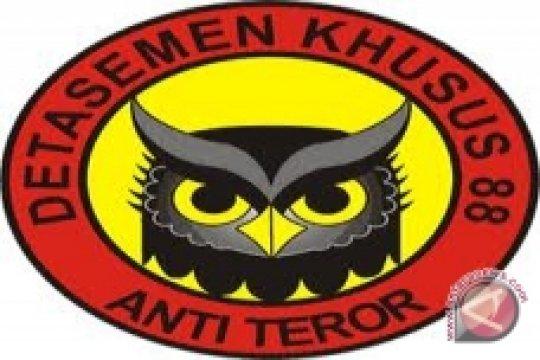 Densus 88 amankan terduga teroris di Nganjuk