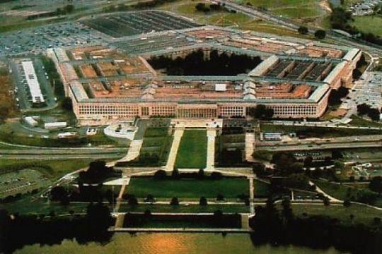 Pentagon: tidak ada racun di ruang surat Angkatan Laut AS